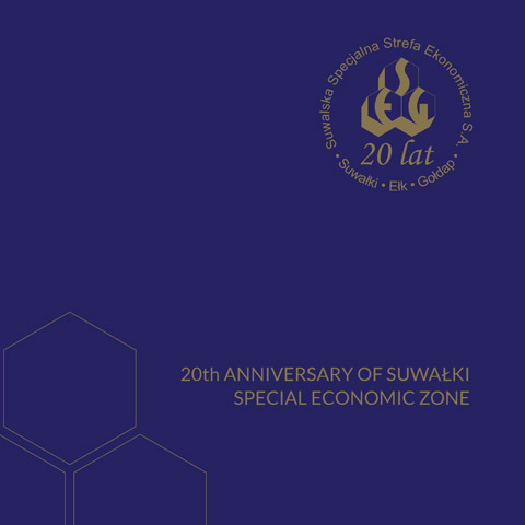 SUWAŁKI SPECIAL ECONOMIC ZONE Information folder 2016 1